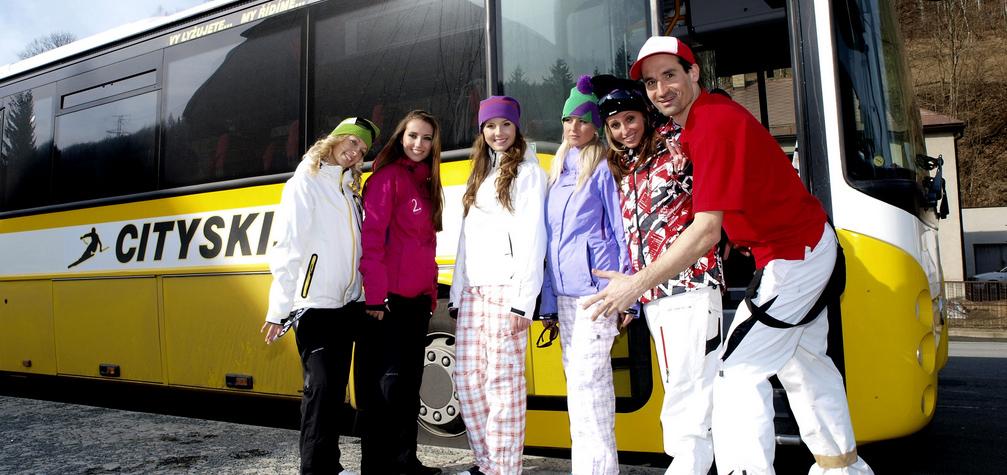 Co tydzień jeżdzimy na narty z Wrocławia do różnych ośrodków narciarskich!