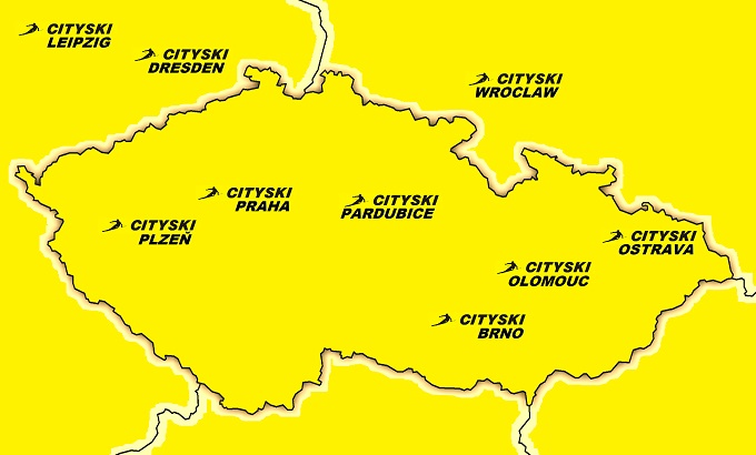 CITY SKI Territory